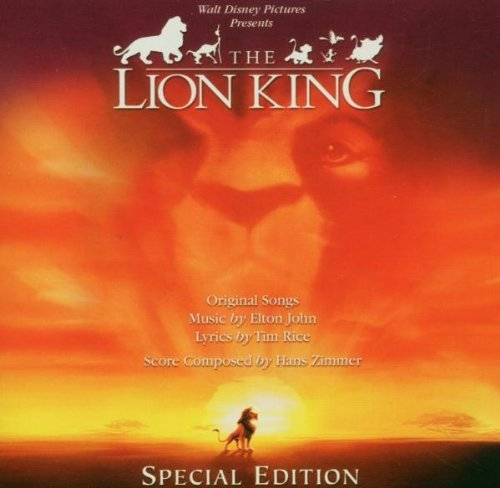 various artists the lion king special edition soundtrack cd ebay